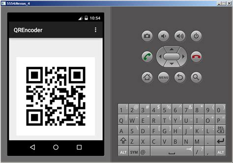 qr code android java android using zxing generate qr code stack overflow