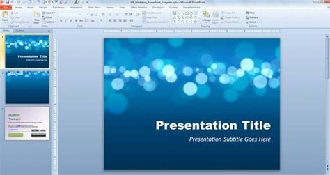 Microsoft Office 2010 Powerpoint Templates Free Download Microsoft Office Powerpoint 2010 Free