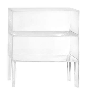 Commode Kartell by Commode Ghost Buster Cristal Kartell
