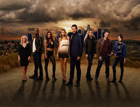 Or Cast 2018 Lucifer Show Season 3 2018 Cast Wallpapers New Hd Wallpapers