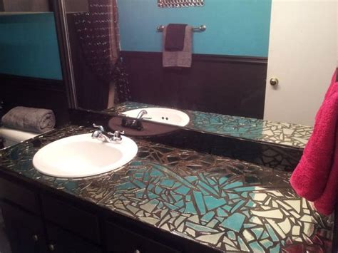 broken bathroom mirror pinterest the world s catalog of ideas