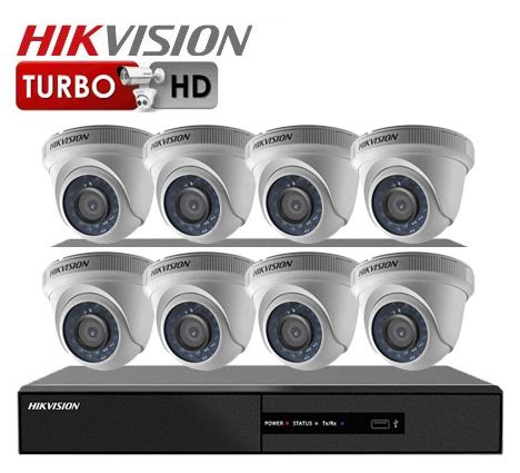 Harga Dvr Hikvision 16 Channel paket cctv hikvision 2mp hd 8 kamera jual cctv