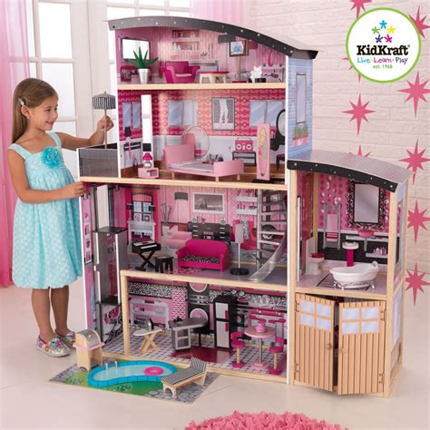 sparkle mansion doll house dreamfurniture com sparkle mansion dollhouse