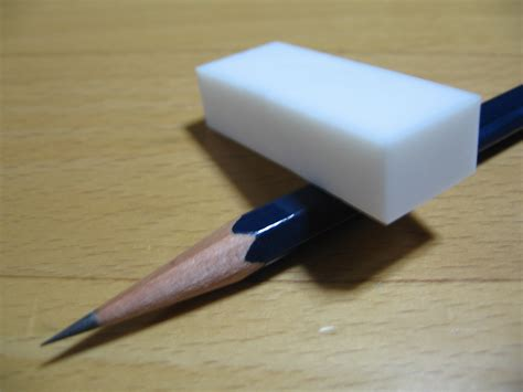 file pencil and eraser jpg wikimedia commons