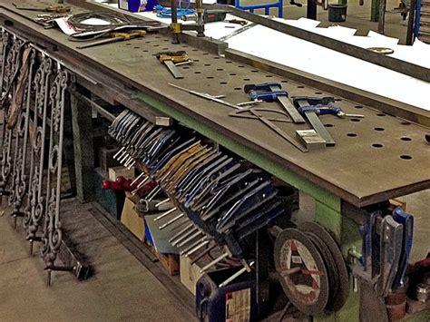 metal shop bench best 25 welding bench ideas on pinterest welding table
