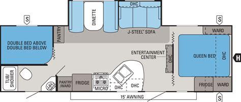 What Is A Dealer Floor Plan 2014 White Hawk Floorplans Amp Prices Jayco Inc