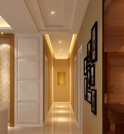 Home Corridor Decoration Ideas by Yellow Living Room Decoration Ideas 3d House Free 3d