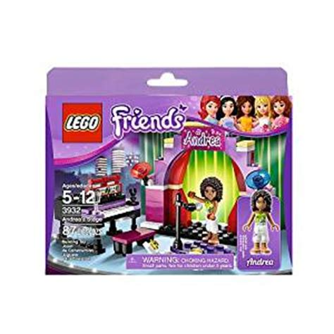Lego Doll D127 1 6 Set Go lego friends andrea s stage 3932 toys