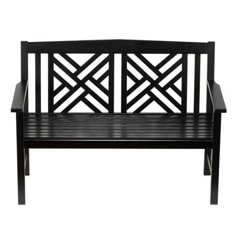 black outdoor benches outdoor benches on sale bellacor