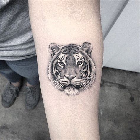 the 25 best tiger tattoo ideas on pinterest