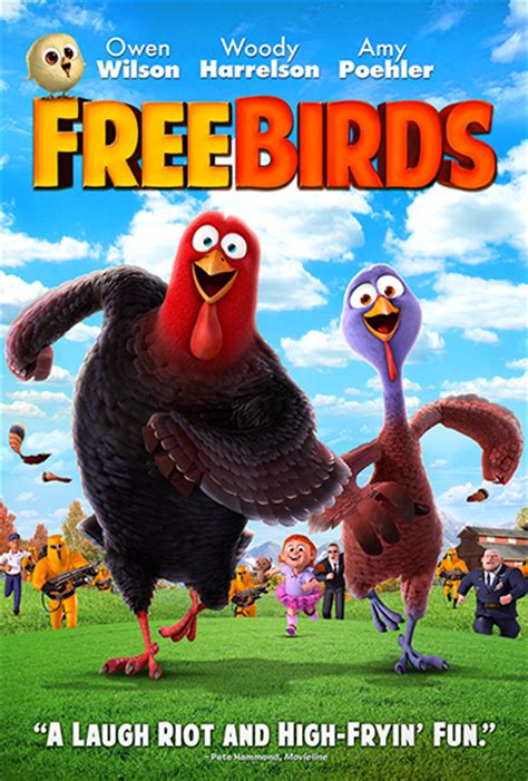 Free Birds 2013 Film 5 Best Thanksgiving Animated Movies To Watch Leawo Tutorial Center