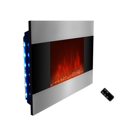Indoor Heater Fireplace Modern Electric Fireplace Built In Wall Indoor Heater