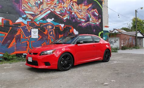 Five Point Inspection: 2013 Scion tC Release Series 8.0