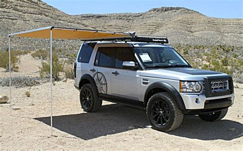 lifted land rover lr4 land rover lr4 roof rack 4wd roof racks australia land