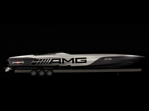 electric boat uses cigarette electric super boat uses mercedes amg project