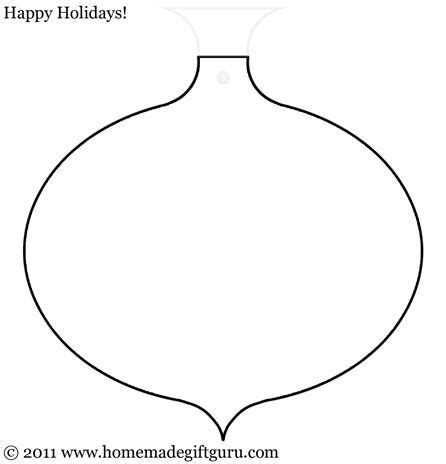 christmas ornament shapes to print printable ornament shapes click free printable gift tag thumbnail for size