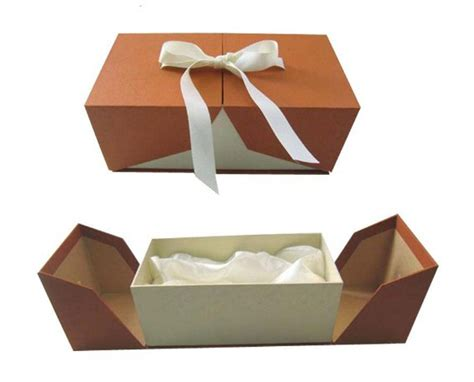 Folding A Paper Box - hangzhou supply folding gift paper box luxury paper gift