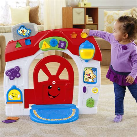 fisher price laugh and learn house the home includes smart stages technology an exciting new way to change learning