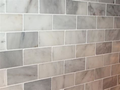 carrara tile backsplash carrara marble backsplash homesfeed