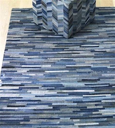 diy jean rug top 10 diy rug ideas that will transform your home top inspired
