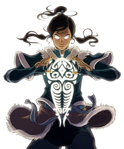 legend of korra sets blu ray release with new cover art