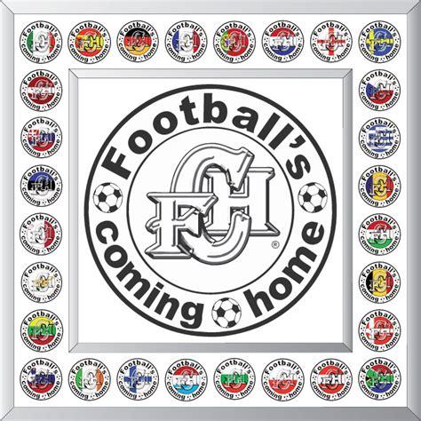 football s coming home die einmalige fu 223 ballmarke