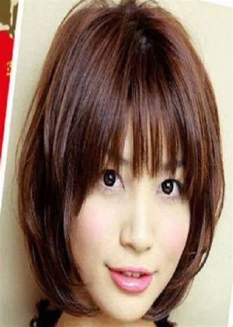 japanese haircuts for thick hair 78 best images about asian hairstyles on pinterest asian
