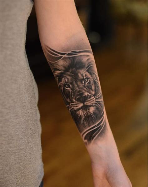 lion tattoo images designs forearm tattoos designs ideas and meaning tattoos