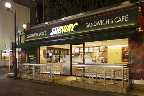 layout of subway restaurant subway projects projects tanseisha co ltd