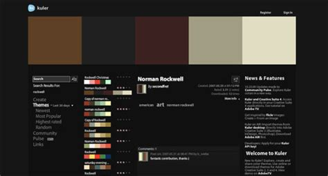 choosing web design color palettes seoogle awesome online tools for choosing the perfect website