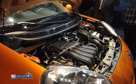 Motor Nissan March Asli nissan march lanzamiento en argentina desde u s 16 650 16 valvulas