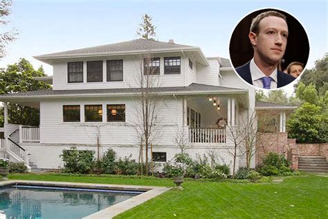 A Casa by Assim 233 A Casa Do Fundador Do Zuckerberg Na