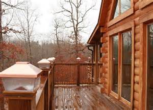 knotty bed breakfast and cabin springs ar
