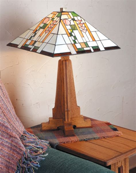 Arts And Crafts Dining Room Table Woodwork Wood Table Lamp Plans Pdf Plans