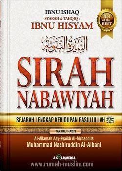 Buku Murah Buku Sirah Nabawiyah Sejarah Lengkap Nabi Muhammad sirah nabawiyah sejarah lengkap kehidupan rasulullah 187 187 toko buku islam jual buku
