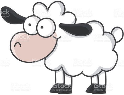 imagenes animadas ovejas dibujos animados de ovejas illustracion libre de derechos