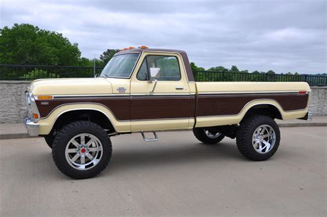 Ford F250 4x4 by 1978 Ford F250 4x4 Lariat