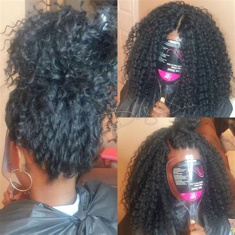 crotchet braids and leaving some of your hair out how to part your hair for braids wave hair styles