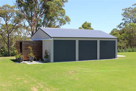 Garage And Workshop Designs steel garages and sheds for sale ranbuild