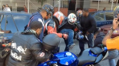 Miller Goes On A Rage At Nyc Club by Biker Attack 911 Calls Give Glimpse Into Terrifying Nyc