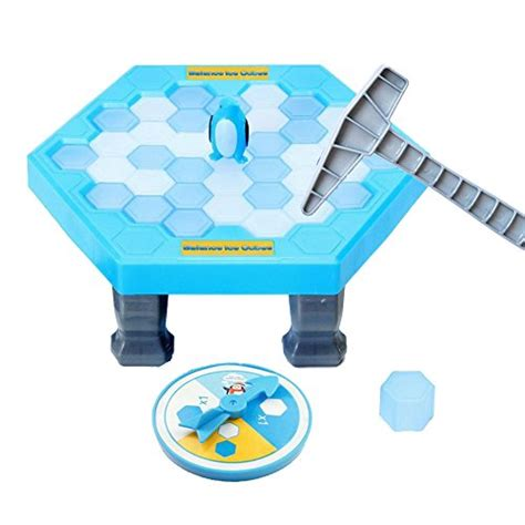 Family Save The Penguin Activate Trap Ketok Es Toys compare price to penguin aniweblog org