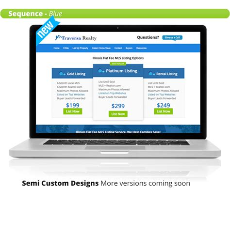 Attractive Fsbo Website Designs For Sale By Owner Templates Fsbo Template Design Fsbo Website Template