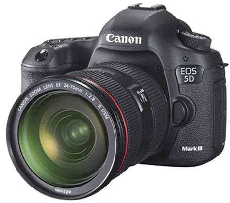 man behind lens canon 5d mark iii has landed