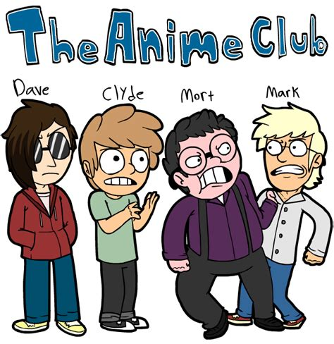 anime and club the anime club by epicbottle on deviantart