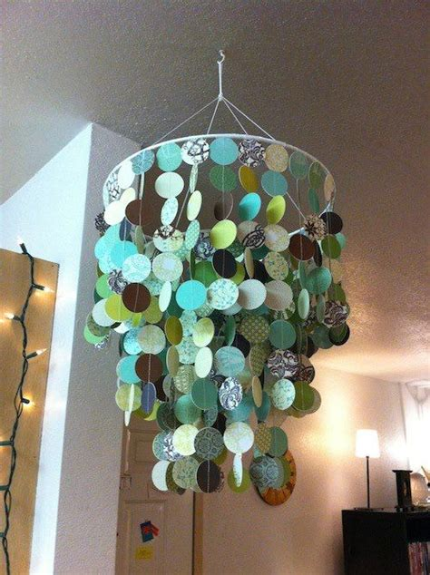 How To Make A Paper Chandelier - how to make a paper chandelier for 28 images