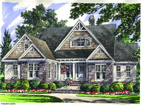 One Story House Plans With Walkout Basements by Don Gardner House Plans One Story Don Gardner House Plans