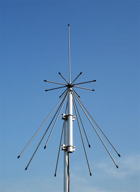 pactel wide band discone antenna south eastern communications