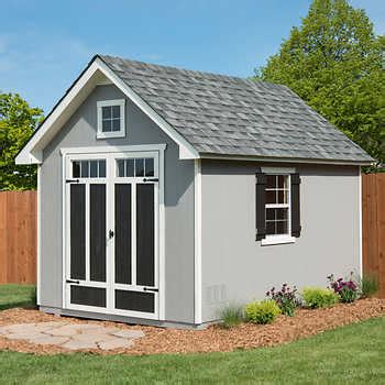 oakridge    wood storage shed
