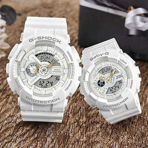 Casio G Shock Lov 16a 7adr casio g presents lover s collection set g shock baby g