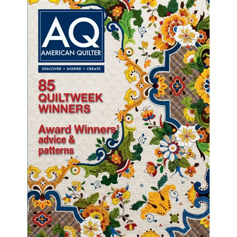 American Quilting Society by American Quilter S Society American Quilter Magazine